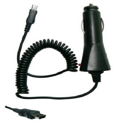 Lamtech Car Charger mini 5pin Blackberry/HTC