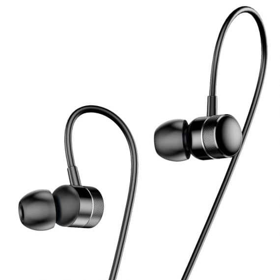 Baseus Wire Earphones Encok H04 Black