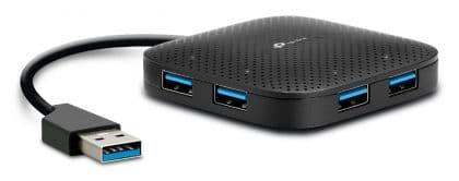TP-Link USB hub UH400 USB 3.0, 4x USB 3.0, Ver. 3.0