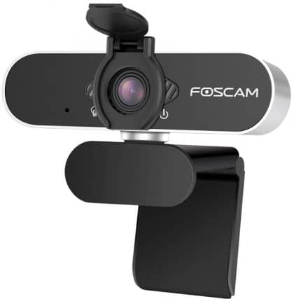 Foscam Webcamera W21, USB, Full HD, μικρόφωνο, 84° γωνία θέασης