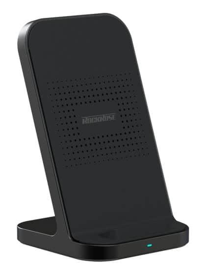 ROCKROSE ασύρματος φορτιστής Airwave, 10W, μαύρος