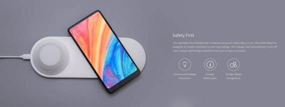 Xiaomi Yeelight ασύρματος φορτιστής και αποσπώμενο φωτιστικό YLYD08YI