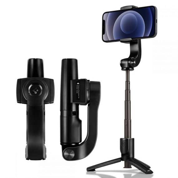 Spigen S610W Gimbal ασύρματο Selfie Stick, μα