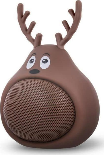 Forever Bluetooth ηχείο Sweet Animal Deer Frosty ABS-100