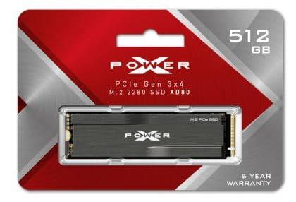 Power 512 GB