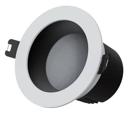white speaker
