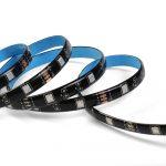 Sonoff Αδιάβροχη Ταινία LED RGB 5m με Τροφοδοτικό και Τηλεχειριστήριο 12V (IM180529002)