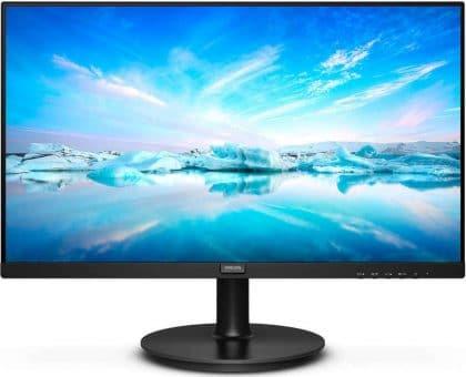 """Philips V Line 222V8LA Monitor 21.5"""" FHD 0.0 ( 222V8LA/00)"""